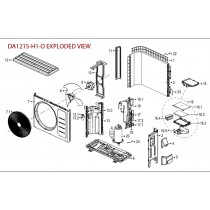 PARTITION BOARD ASSEMBLY