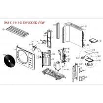 Compressor Heater Belt