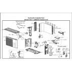 Ambient Temperature Sensor Assembly for DA1221, DA1821, DA2421