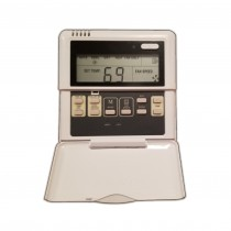 Wired thermostat for Ductless Mini Split Systems ES series