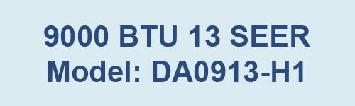 DA0913-H1