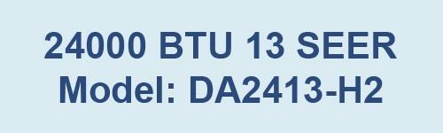 DA2413-H2