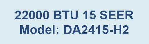DA2415-H2
