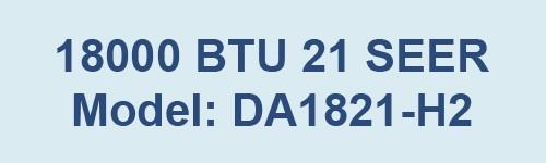 DA1821-H2