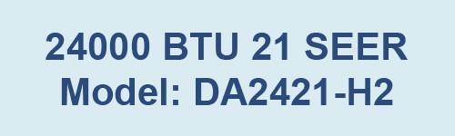 DA2421-H2